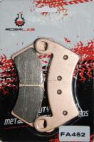 Тормозные колодки для Polaris Ranger  RZR NFA452 FA452  2205949 2203747