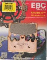Тормозные колодки передние для родстера BRP Can-Am Spyder 2013+ 219800237 FA630HH