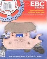 Тормозные колодки передние правые квадроцикла Yamaha VIKING BRP CAN-AM MAVERICK XMR 1XD-25805-10-00 705601150 FA172-R FA645 FA645R