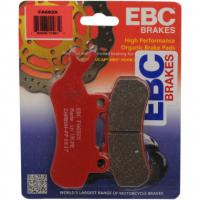 Тормозные колодки передние левые карбон для квадроцикла Can-Am Maverick X3 Defender Traxter 715900387 EBC FA682X
