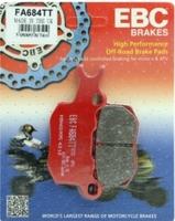 Колодки тормозные задние левые квадроцикла BRP Can-Am Defender Traxter 1720-0573 FA684TT