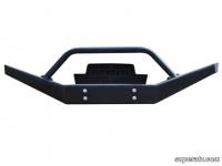 Передний бампер усиленный Super ATV для Polaris RZR XP 900 FBG-P-RZR-002-WB