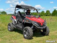 Стекло лобовое откидное Super ATV для CF-Moto Z8 FWS-CF-ZF800EX-70