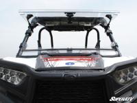 Стекло лобовое откидное Super ATV для Polaris RZR 900 1000 FWS-P-RZR-1K
