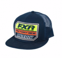 Бейсболка FXR Race Division, Navy Orange