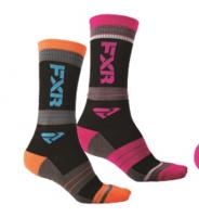Носки женские FXR Turbo Athletic Multi Colour