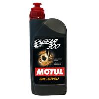 Трансмиссионное масло Motul Gear 300 75w90 1 литр 100118 105777
