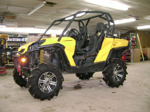 "Super atv лифт-кит на 2,5"" Can-Am Commander 800 1000 LK-CA-COM"