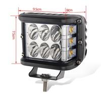 Фара дополнительная светодиодная 60 watt