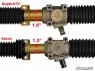 Рулевая рейка усиленная Super Atv для Polaris RZR 900 HDRP-1-16