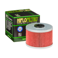 Масляный фильтр HIFLO для квадроциклов Homda, Kawsaki, Polaris, Dinly, HISUN HF-112 15410-KF0-010 52010-1053 3088036
