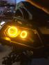 Ангельские глазки (разноцветные с bluetooth) квадроцикла BRP Can-Am Outlander G2 HLS-OUT-BT