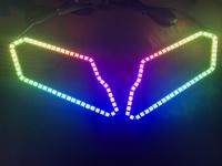 Ангельские глазки для квадроцикла BRP Can-Am Maverick X3 HLS-X3-BT