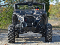 Стекло лобовое 1 2 Super Atv для Can-Am Maverick X3 HWS-CA-X3-75
