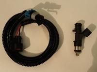 Форсунка топливная не оригинальная квадроцикла (сторона генератора) Polaris RZR 800 Ranger 800 1204318 IJ116CA