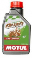 Моторное масло Motul  Quad 10w40 1 литр 101233