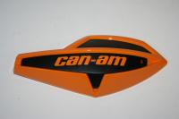 Накладка защиты рук оранжевая левая BRP 709401621