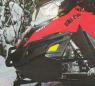 Бампер передний Ski-doo REV-XM, REV-XS 860200932
