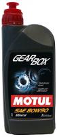 Трансмиссионное масло минеральное Motul Motul Gearbox 80W90 1л  100099