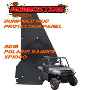 Защита откидного кузова от грязи MudBusters для Polaris Ranger 1000 2018+ MBBED18