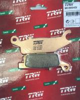 Колодки тормозные TRW для квадроцикла Yamaha MCB804SI 3B4-W0046-10-00 FA446