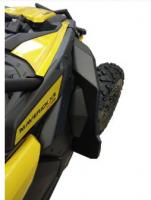 Расширители колесных арок для квадроцикла BRP Can-Am Maverick X3 Storm MP 0361