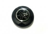 Колпачок ступицы черный Yamaha Grizzly 700 SE  1RB-F530B-00-00