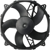 Вентилятор охлаждения радиатора квадроцикла BRP CanAm Outlander Renegade 400 500 650 800 Power Steering XMR MAX All Balls Racing 70-1006 709200332