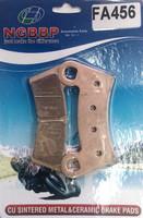 Тормозные колодки NGBBP для Polaris Sportsman ACE 1911228 2203318 FA456