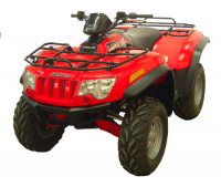 РАСШИРИТЕЛИ АРОК ДЛЯ КВАДРОЦИКЛА ARCTIC CAT 450 500 550 650 (2010-2012гг.) DIRECTION 2 INC