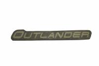 Наклейка Outlander STD на облицовку приборной панели 704902728
