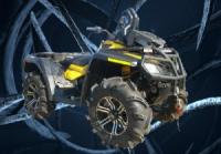 Шноркель SnorkelYourAtv для квадроцикла BRP Outlander XMR 800 G1 (11-12)