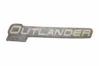 Наклейка Outlander XT на облицовку приборной панели 704902729