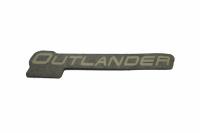 Наклейка Outlander XTP на облицовку приборной панели 704903044