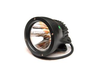 Фара диодная дальнего света 25Вт P012-25W