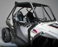 Двери для Polaris RZR  ProArmor SUICIDE DOOR METAL Black P081205BL 67-81205B