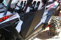 Двери ProArmor черные для Polaris RZR XP 1000 (2014+) P141205BL P151205BL
