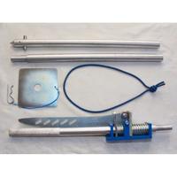 Домкрат для снегохода разборный ТАКТИК Powder Jack PJ400 PJ400+ Свыше 400 кг (Диаметр Штока 30мм)