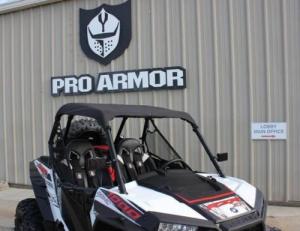 Тканевая крыша Pro Armor для Polaris RZR 1000 P141092