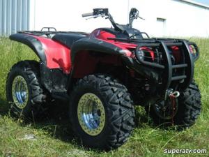 Расширители арок Super ATV для квадроцикла Yamaha Grizzly 700 FF-Y-G700