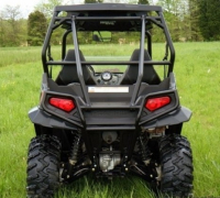 Бампер задний квадроцикла Polaris RZR 800 RZR S RZR 4 Super ATV RBP-P-RZR