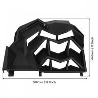 Пластиковая защита радиатора Can-Am Maverick X3 Kemimoto B0111-03001BK RG100