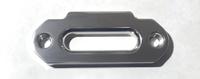Клюз алюминиевый серый для лебедок с синтетическим тросом (125мм) RL125-SILVER