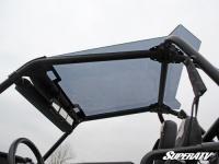 Крыша прозрачная пластиковая SuperAtv для Polaris RZR 900 1000 2014+ ROOF-P-RZR-1K-002