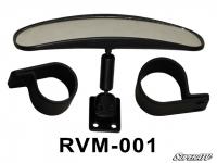 Зеркало заднего вида центральное SuperATV для Polaris RZR  RZR S  900 XP  1000 XP RVM-001
