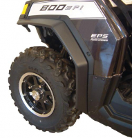 РАСШИРИТЕЛИ АРОК ДЛЯ КВАДРОЦИКЛА POLARIS RZR 800 (2011-2014гг.) DIRECTION 2 INC