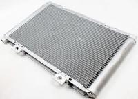 Радиатор квадроцикла BRP Commander Maverick 709200395 709200252