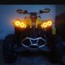 Ангельские глазки  квадроцикла BRP Can-Am Renegade G1 G2