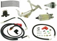 Стартер электрический снегохода (комплект) BRP G4 Lynx 420893820 860201282 Sm-01336