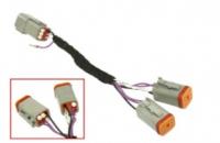 Адаптор для подключения аксессуаров BRP Ski Doo SM-01602 (860201141)